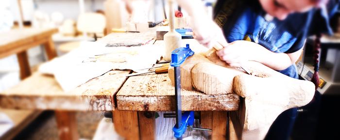 Artes aplicadas a la madera
