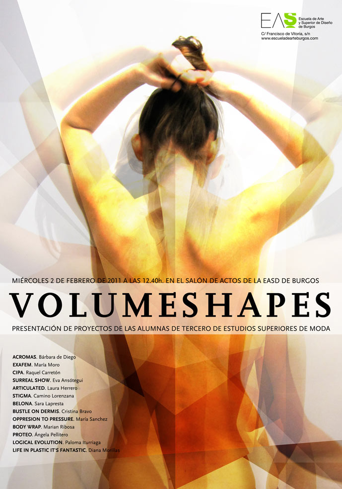 volumeshapes